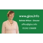 30 Second video - Belinda, Director of glosinfo, Cheltenham, Gloucestershire