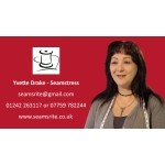 30 Second video - Yvette, Seamstress of SeamsRite, Cheltenham, Gloucestershire