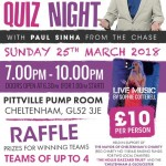 Mayor of Cheltenham Charity Quiz Night with The Chase's Paul Sinha