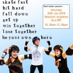 Try Roller Derby - Free Taster Session