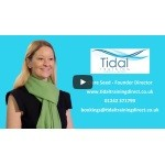 30 Second video - Clare, Founder/Director of Tidal Training Direct Ltd, Cheltenham, Gloucestershire
