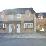 3 bedroom, Terraced House in Clematis Court, Bishops Cleeve, GL52 8JD - £250,000