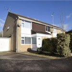 2 bedroom, Semi-Detached House in Firework Close, Warmley, BRISTOL, BS15 4LU - £240,000