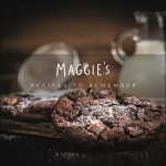Help Maggie's by appearing in an inspiring new celebrity cookbook!