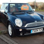 MINI Hatch 1.6 Cooper 3dr - £2,495