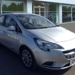 Vauxhall Corsa SE 1.4 ECOFLEX **FITTED WITH ADVANCED PARKING SYSTEM OPTION, AIR-CON, AUTO LIGHTS & WIPERS** - £8,495