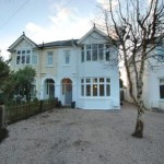 4 bed semi-detached house to rent in Moorend Park Road, Cheltenham GL53 - £2,100pcm