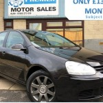 2006 VOLKSWAGEN GOLF 1.6 FSI SE 5dr, ONLY 1 PREVIOUS OWNER! - £2,999