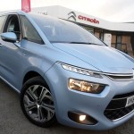 Citroen C4 PICASSO BLUEHDI EXCLUSIVE EAT6 AUTOMATIC - £11,995