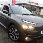 Citroen C4 CACTUS BLUEHDI 100 FLAIR ETG-6 STOP & START - £10,795
