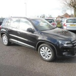 2014 (14) Volkswagen Tiguan 2.0 TDi BlueMotion Tech Match - £11,990