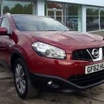 Nissan Qashqai TEKNA IS PLUS 2 DCIS/S - £12,295