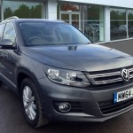 Volkswagen Tiguan MATCH TDI BLUEMOTION TECHNOLOGY - £14,295