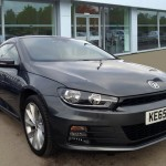 Volkswagen Scirocco GT TSI BLUEMOTION TECHNOLOGY - £14,995