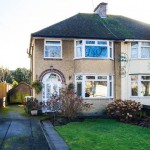3 bedroom Semi-detached house For Sale - Brooklyn Road, Cheltenham, GL51 8DX - £249,950