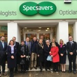 Specsavers Cheltenham - event with the GEM Project