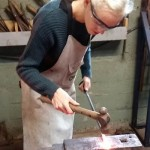 Introduction to Blacksmithing 24 March- Arian Leljak