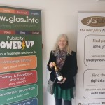 Congratulations to Sara, the winner of the Cheltenham Wine Festival Bollinger competition