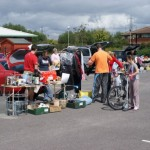 Car Boot Sales in Tewkesbury
