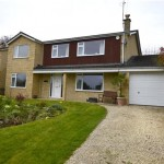 4 bedroom, Detached House in The Headlands, North Woodchester, Gloucestershire, GL5 5PS - £575,000