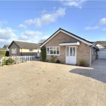 2 bedroom, Detached Bungalow in Laburnum Gardens, Quedgeley, GLOUCESTER, GL2 4WF - £325,000