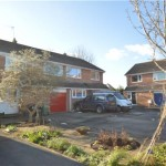 4 bedroom, Semi-Detached House in Severn Close, Charfield, WOTTON-UNDER-EDGE, Gloucestershire, GL12 8TZ - £299,950
