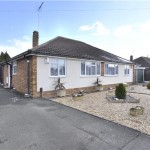 2 bedroom, Semi-Detached Bungalow in Laynes Road, Hucclecote, GLOUCESTER, GL3 3PY - £230,000