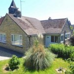 3 bed detached bungalow for sale in Wotton Road, Charfield, Wotton-Under-Edge GL12 - £370,000