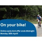 On your bike! Snap up Ride for Ryder Cotswolds Charity Cycling Challenge offer