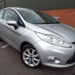 FEATURED VEHICLE OF THE WEEK: Ford Fiesta Zetec 1.25 082 - 2010 (59 plate)