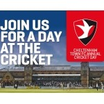 Join Cheltenham Town FC for a Day at the Cricket