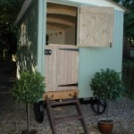 Cowley Shepherd's Huts - Individually hand crafted using only the finest quality materials