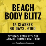 SPECIAL OFFER - Get beach ready with our amazing summer challenge!