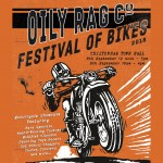 The Cheltenham Festival of Bikes 2018 - a wonderful celebration and exhibition dedicated to some of the finest classic, custom and modified motorcycles in the UK