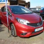 Nissan Note 1.2 DiG-S Tekna 5dr [Style Pack] - £6,495