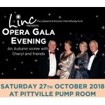 LINC presents Opera Gala Evening - Enjoy an evening of opera and a 3 Course Dinner at the Pittville Pump Rooms