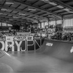 Rush Skate Park - One of the largest skateparks in Europe!