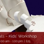 Summer Workshops in the Goods Shed's Train Carriage