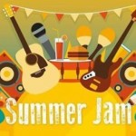 Summer Jam 2018 - Come along and enjoy a two-day celebration of music, food and drink