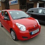FEATURED VEHICLE OF THE WEEK: Suzuki Alto 1.0 SZ 5dr - £4,450