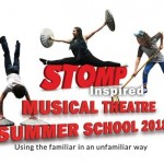 Join The Everyman this Summer Holiday for a STOMP! inspired Musical Theatre Summer School