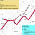 Trial traffic scheme at Boots Corner begins today