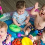 MESSY PLAY - Summer Party