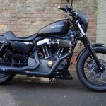 FEATURED VEHICLE OF THE WEEK: Harley-Davidson Sportster XL1200 N Nightster 1202cc