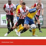 Football Fixtures this August for Cheltenham Town