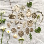 Sold Out: PRESERVING THE BEAUTY OF NATURE IN FINE SILVER – BEGINNERS' WORKSHOP