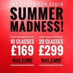 Get ready for Fluid Summer Madness!