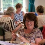 Crafting Around at Kingshill House