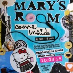 Mary's Room; Art Installation on the Dark Side of Social Media