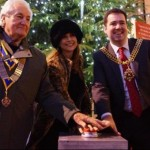 Gloucester Tree of Light Switch-On